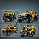 LEGO TECHNIC Jeep Wrangler 42122 Liczba elementów 665 szt.