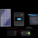 MPPT Regulator kontroler solarny 12V/24V/48V 30A Rodzaj regulator ładowania