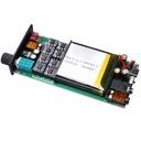 ORIOLUS BA20 Wzmacniacz - wymienne układy OPAMP ! Kolor dominujący czarny