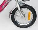 Rower BMX 12 Dziecięcy Rowerek KOSZ PROWADNIK Wyposażenie dodatkowe bagażnik błotniki dzwonek koszyk kółka boczne lusterko osłona łańcucha prowadnik