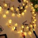 Lampki Solarne Ogrodowe Żarówka Lampa 100 LED 12 M Kod produktu 200001