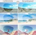 Okulary przeciwsłoneczne z Dubery Materiał oprawki plastik