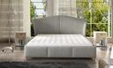 Łóżko tapicerowane Charlotte 180x200