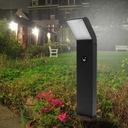 Lampa LED Ogrodowa zewnętrzna z czujnikiem 50cm Marka Master LED