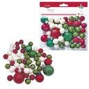 комплект шарики шарики пенопластовые 54elementy 2 -4см