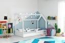 Łóżko dziecięce Domek1 stelaż materac od INTERBEDS Kod producenta 12816011000000000000000001