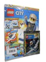 Lego City 1/2019 + Policjant i Minijet