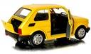 FIAT 126p Duży MALUCH Samochód PRL Auto Welly 1:21 Marka Welly