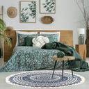 Okrągły dywan w etniczne wzory z frędzlami 90 cm Marka iLiebe