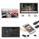 RADIO SAMOCHODOWE 2 DIN ANDROID 8.1 USB KAMERA GPS Montaż 2-DIN