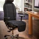 Mata chłodząca Na Fotel Ultimate 12V 2 poziomy Kolor czarny
