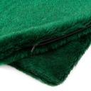 Poduszka dekoracyjna jasiek miękka 40x40cm zielona Szerokość 40 cm