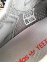 Buty adidas YEEZY BOOST 350 V2 Tail Light FX9017 Materiał zewnętrzny tkanina