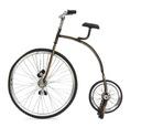 Bicykl rower metalowy prezent dla rowerzysty z200