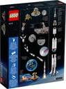 LEGO IDEAS Rakieta NASA Apollo Saturn V 92176 Płeć Chłopcy Dziewczynki