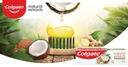 COLGATE NATURAL KOKOS IMBIR pasta do zębów 2x75 ml Przeznaczenie oczyszczanie osad nazębny próchnica świeży oddech