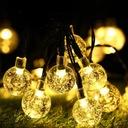 Lampki Solarne Ogrodowe Żarówka Lampa 50 LED 9.5 M Kod produktu hqg60037C1