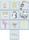 Koraliki Wodne DIAMENTOWE Zoo Zwierzęta 3000szt Certyfikaty, opinie, atesty CE EN 71