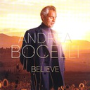 ANDREA BOCELLI: BELIEVE (PL) (CD) Opakowanie w folii