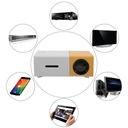 PRZENOŚNY RZUTNIK MINI PROJEKTOR LCD FULL HD 1 Żywotność lampy w trybie normalnym 30000 h