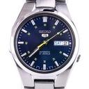 Zegarek męski SEIKO SNK615K1 Automatyczny srebrny Szerokość koperty 38 mm