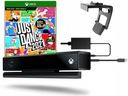 NOWY ZESTAW XBOX ONE S 1TB 4K Kinect PAD JustDance Dysk / wbudowana pamięć 1 TB