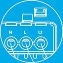Aqara D1 przełącznik 1-przycisk Neutral + WallBox Rodzaj przełącznik