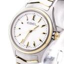 Zegarek EBEL 1216195 datownik szafir SWISS MADE Cechy dodatkowe brak