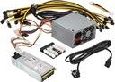 Zestaw do zasilania GPU / ASIC / FPGA 1400w+250w EAN 6845365626250