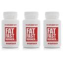 Fat Fast Burner - ZESTAW 2+1 Gratis