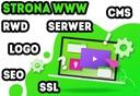 STRONA INTERNETOWA WWW RESPONSYWNA SSL LOGO SEO