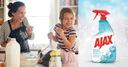 AJAX ŁAZIENKA spray do czyszczenia 2x750 ml Postać płyn