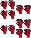 Rękawiczki RĘKAWICE robocze r10 LATEX op. 10 PAR