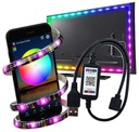 Светодиодная лента RGB 5050 Bluetooth мобильное приложение 3M