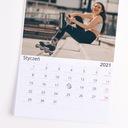 Фото-календарь формата А4 Вертикаль 13 карт настенный календарь