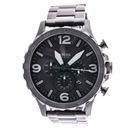 Zegarek męski FOSSIL JR1401 Chronograf Czarny