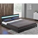 Рама кровать ? ?????????? 160х200 изголовье LED