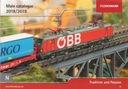 Каталог 2018/2019 Флейшмана EN, масштаб N 1:160 доставка товаров из Польши и Allegro на русском