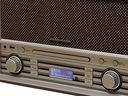 NOWOCZESNE RADIO CYFROWE DAB+ FM CD MP3 AUX IN BT Zasilanie sieciowe