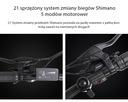 Eleglide F1 MTB Rower elektryczny składany 10.4AH Waga 28.3 kg
