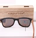 OKULARY PRZECIWSŁONECZNE KINGSEVEN UV400 Drewniane Typ ochrony filtr UV-400 kat. 3 filtr UV-400 kat. 4