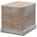 FOLIA STRETCH 3,05 KG BEZBARWNA STRECZ TRANSPARENT Waga netto folii 2.2 kg