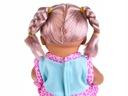 LALA gaworzy siusia lalka + nosidełko + akcesoria EAN 8698111102953