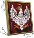 Орел Белый , с флагами фото-картина в плечо символы RP