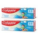 COLGATE pasta do zębów dla dzieci 6-9 lat 2x50ml