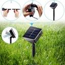 Girlandy Lampki Ogrodowe Solarne LED 10szt Żarówki Marka M000700