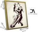 Tango Dance Crazy Love образ Полина Książkiewicz