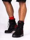 Buty DOUBLE RED Original Black rozm.45 Długość wkładki 28.5 cm