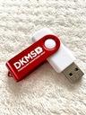 PENDRIVE 8 GB FUNDACJA DKMS Marka inny