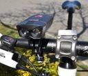 Zestaw Lampka rowerowa Specter KONG przód tył Kolor dominujący czarny
